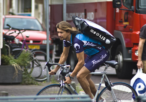 How to Start a Bike Courier Business